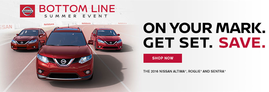 Zero In on Big Savings Nissan