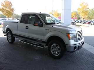 2012 FORD F-150 SUPERCAB XLT