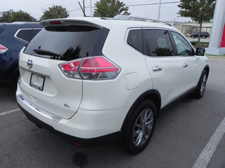 used 2015 nissan rogue slvin 5n1at2mt3fc774824 in columbia sc. Black Bedroom Furniture Sets. Home Design Ideas