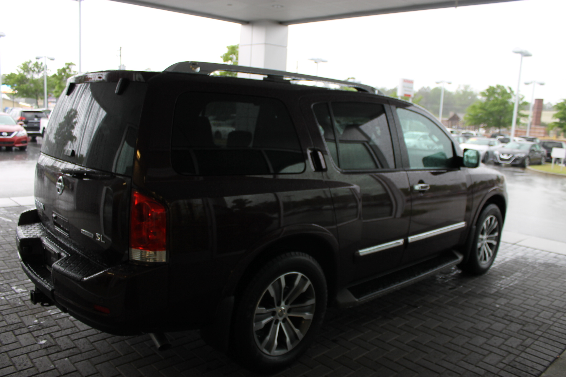 used 2015 nissan armada slvin 5n1ba0nd5fn603115 in columbia sc. Black Bedroom Furniture Sets. Home Design Ideas