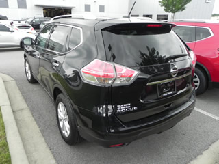 used 2016 nissan rogue svvin 5n1at2mt5gc891807 in columbia sc. Black Bedroom Furniture Sets. Home Design Ideas