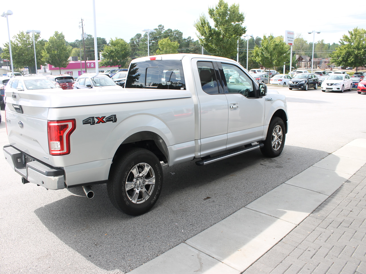 used 2016 ford f 150 supercab 4wd vin 1ftfx1efxgfb34241 columbia sc 29223 dick smith nissan. Black Bedroom Furniture Sets. Home Design Ideas