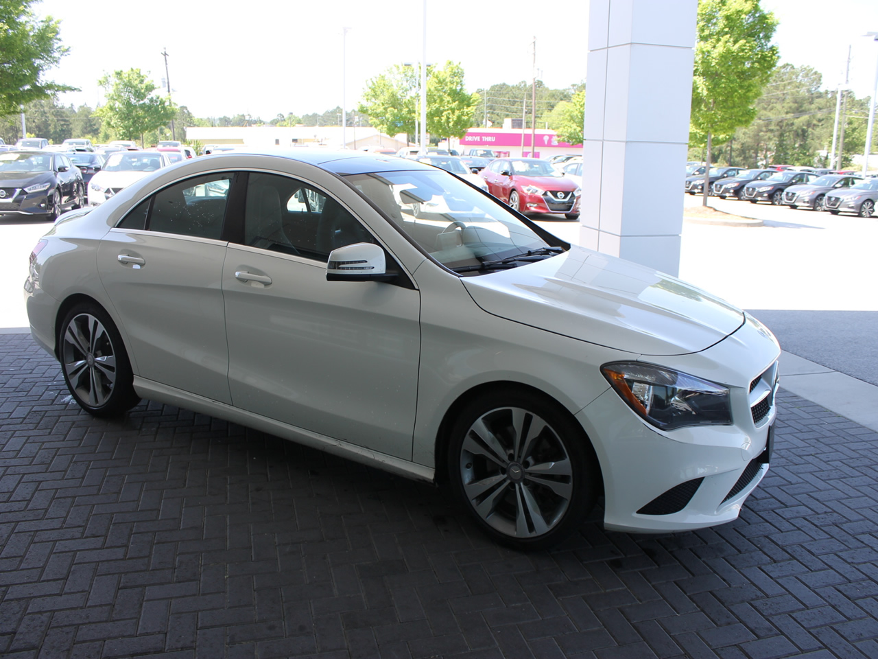 2016 MERCEDES-BENZ CLA250