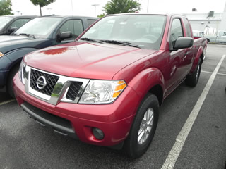 2016 Nissan Frontier SV I4 King Cab