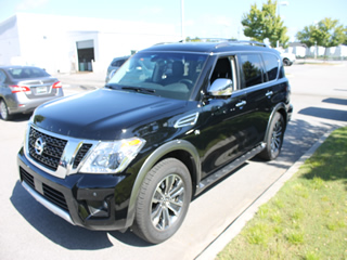 used 2017 nissan armada slvin jn8ay2nd9h9006587 in columbia sc. Black Bedroom Furniture Sets. Home Design Ideas