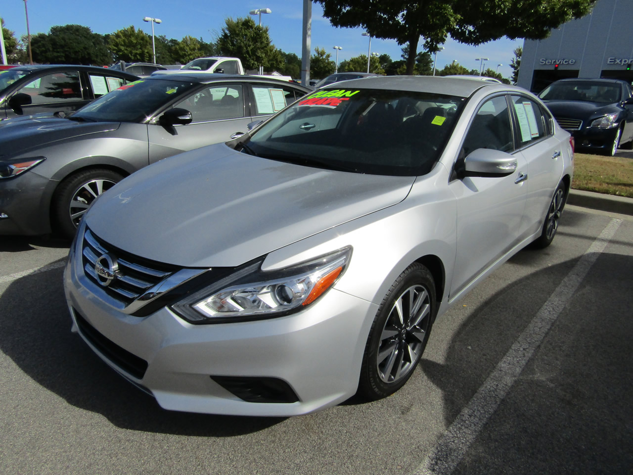 used 2017 nissan altima 2 5sl vin 1n4al3ap2hc256259 columbia sc 29223 dick smith nissan of. Black Bedroom Furniture Sets. Home Design Ideas