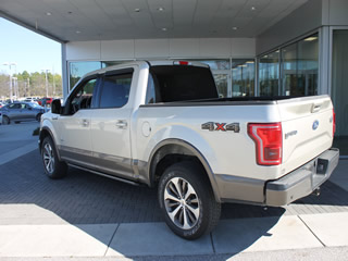2017 FORD F-150 SUPERCREW King Ranch 4wd