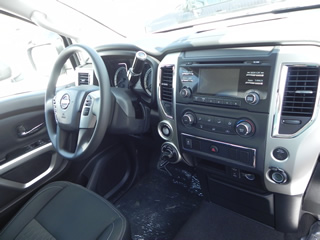2017 Nissan Titan SV V8G Single Cab 4WD