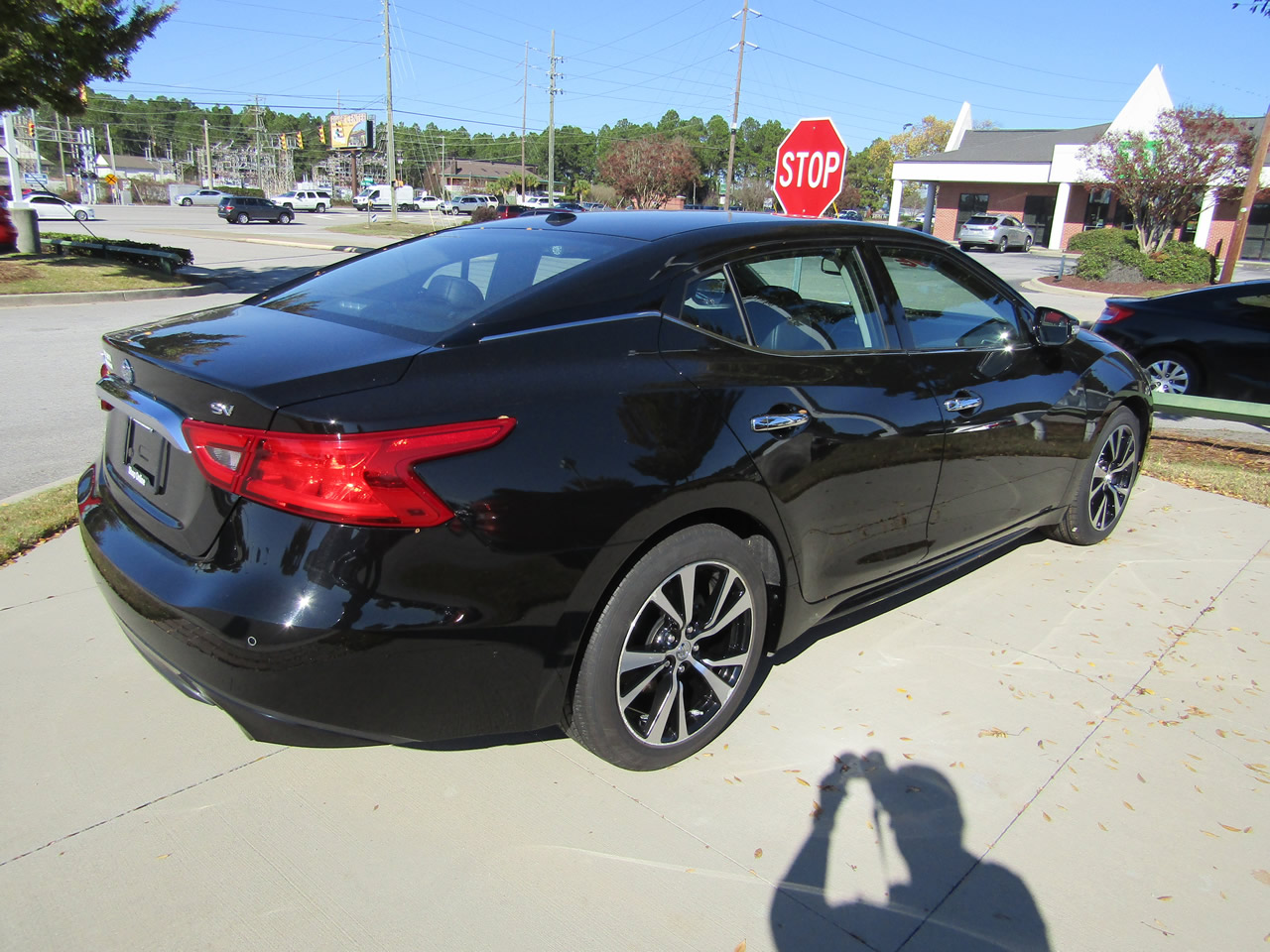 used 2018 nissan maxima sv vin 1n4aa6apxjc360608 columbia sc 29223 dick smith nissan of columbia. Black Bedroom Furniture Sets. Home Design Ideas