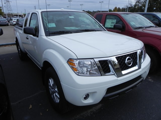 2018 Nissan Frontier SV King Cab