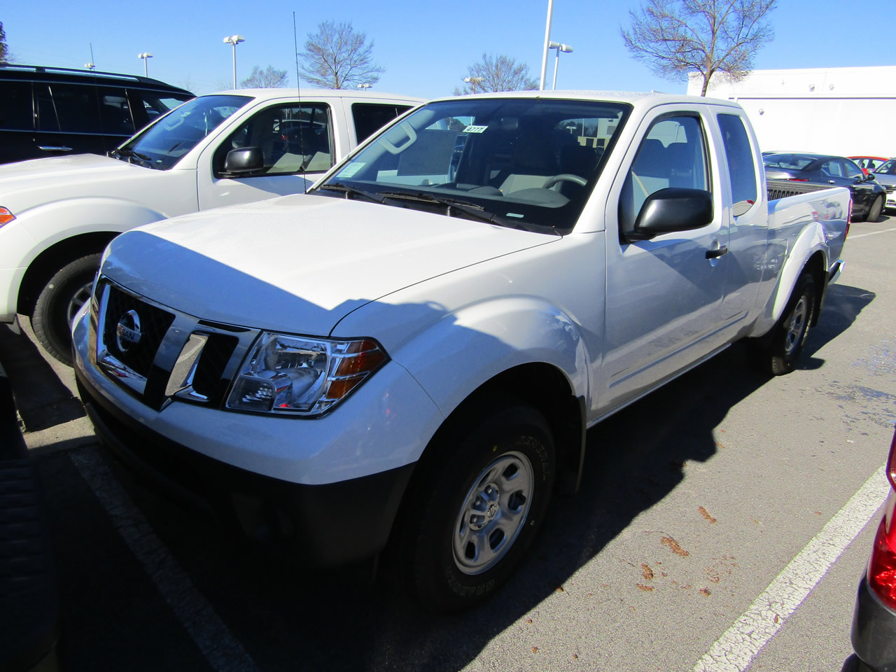 2019 Nissan Frontier S I4 King Cab