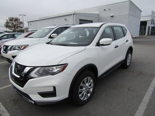 2020 Nissan Rogue S AWD