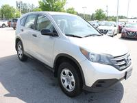 2: USED 2013 HONDA CR-V LX