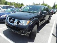 2014 NISSAN FRONTIER CREWCAB SV Longbed 4WD
