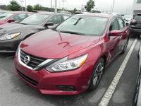 2: USED 2016 NISSAN ALTIMA 2.5SV