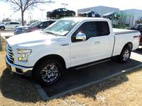3: USED 2016 FORD F-150 SUPERCAB 4WD