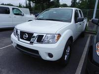 2016 NISSAN FRONTIER CREWCAB SV LongBed 4WD