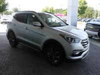 1: USED 2017 HYUNDAI SANTA FE SPORT 2.0T ULTIMATE