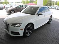 1: USED 2017 AUDI A4 2.0T PREMIUM PLUS AWD