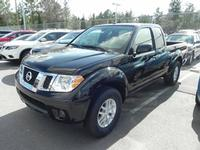 2017 Nissan Frontier SV I4 King Cab