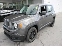 2: USED 2017 JEEP RENEGADE SPORT
