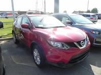 1: USED 2017 NISSAN ROGUE SPORT SV