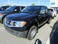 2018 Nissan Frontier S I4 King Cab