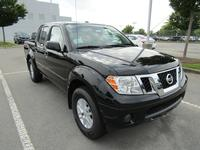 2018 Nissan Frontier SV SB Crew Cab 4WD