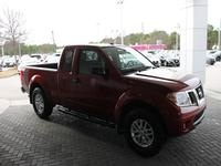 2018 NISSAN FRONTIER SV 4WD