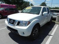 2018 Nissan Frontier PRO-4X SB Crew Cab 4WD