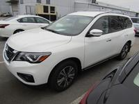 2: NEW 2019 NISSAN PATHFINDER S