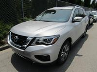 1: NEW 2019 NISSAN PATHFINDER S