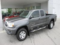 USED 2012 TOYOTA TACOMA PRERUNNER ACCESS CAB