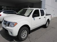 USED 2014 NISSAN FRONTIER CREWCAB SV 4WD