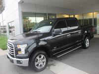 USED 2015 FORD F-150 SUPERCREW