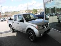USED 2015 NISSAN FRONTIER CREWCAB SV 4WD
