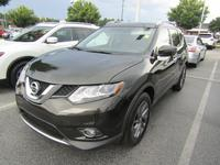USED 2016 NISSAN ROGUE SL