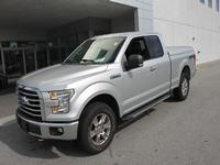 USED 2016 FORD F-150 SUPERCAB 4WD