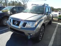 NEW 2016 NISSAN FRONTIER PRO-4X SB CREW CAB 4WD