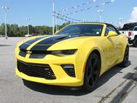 USED 2017 CHEVROLET CAMARO CONVERTIBLE 2SS