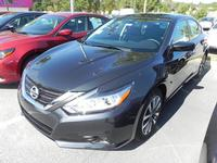 NEW 2017 NISSAN ALTIMA 2.5SV