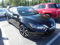 NEW 2017 NISSAN ALTIMA 2.5SR