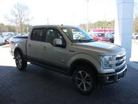 USED 2017 FORD F-150 SUPERCREW KING RANCH 4WD
