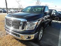 NEW 2017 NISSAN TITAN XD SV V8D SINGLE CAB 4WD
