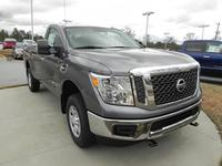 NEW 2017 NISSAN TITAN XD SV V8G SINGLE CAB 4WD