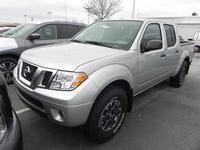 NEW 2017 NISSAN FRONTIER DR SB CREW CAB