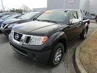 USED 2017 NISSAN FRONTIER S