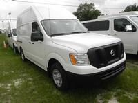 NEW 2017 NISSAN NV2500 SV V6 H2500