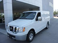 USED 2017 NISSAN NV2500 SL V8 L2500