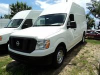 NEW 2017 NISSAN NV2500 S V6 H2500